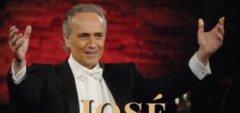 Специално мултимедийно шоу за последния концерт на Хосе Карерас