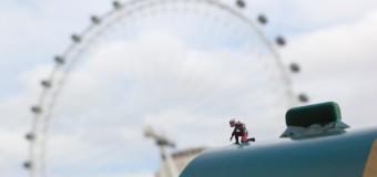 Миниатюрни инсталации на АНТ-МЕН превземат Лондон