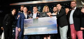 Победителят в Diageo Reserve World Class България 2015 e Димитър Димитров