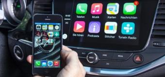 Новата Astra с Opel OnStar и  IntelliLink