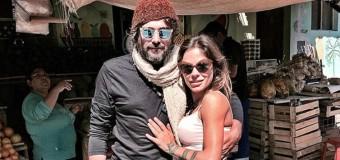 Ал Бано и Ромина Пауър се сродиха с Орнела Мути