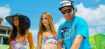 Стотици фенове се включиха в новото видео на Deep Zone и Vessy Boneva