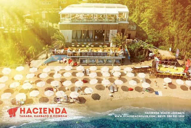 Hacienda Beach_ Lozenets