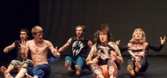 Чешката компания DOT504 изследва човешката природа чрез танц