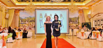 Мисис България Ана Иванова с престижна награда за благотворителност