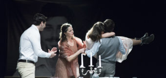 """Стомана, огън и лед в 30-то представление на """"Стъклената менажерия"""" в """"Сфумато"""""""