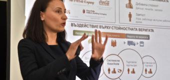Над половин милиард лева допринася системата на Кока-Кола за българската икономика