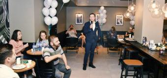 Starbucks отбелязва 10 години в България с реновация на първото кафене на ул. Гурко