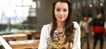 Галя Щърбева представя различното лице на журналистиката във Велико Търново