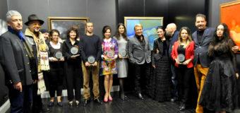 Астор и Ники Кънчев почетоха церемонията в галерията на Ники Младжов