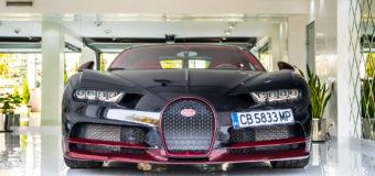 Български влогъри  се докоснаха до хиперавтомобил за 5 млн. лева