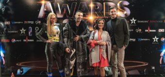 """Alek Sandar спечели наградата """"Най-прогресиращ артист на годината"""""""