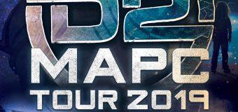D2 с национално клубно турне