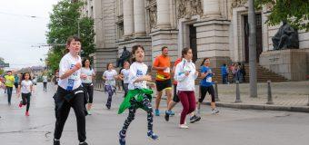 Безплатното състезание по бягане за ученици RUN4EU насърчава спорта сред най-младите
