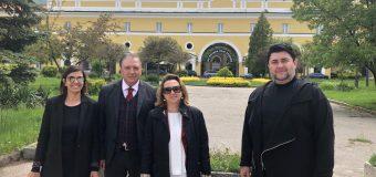 Заместник-министърът на културата и туризма на Република Турция посети Ню Бояна Филм Студиос