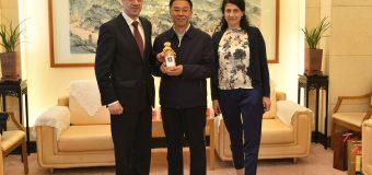 Рут Колева празнува 70 години китайско-български отношения