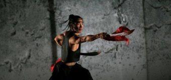Бойни изкуства и танци от Изтока в Театър Азарян