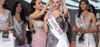 """Рускиня е новата """"Lady Universe"""", индийка и македонка й подгласят"""