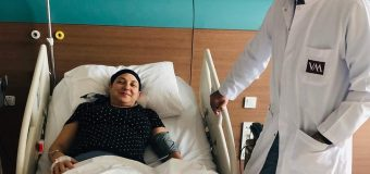 """""""Отписана"""" в Германия онкоболна българка се върна към живота, благодарение на турски лекар"""