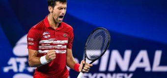 Ето как Новак Джокович доведе Сърбия до титла на първия по рода си ATP Cup