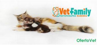 У нас вече има онлайн платформа за ветеринарни грижи