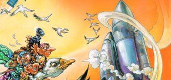"""""""Крилете на Масклин"""" от Тери Пратчет – приключенията на номите в света на хората"""